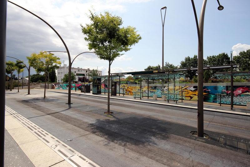 Mauvoisins bus stop