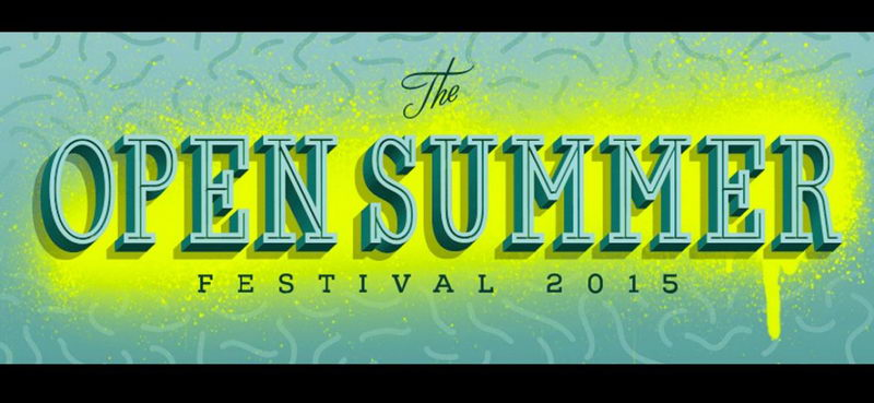 Open summer festival 2015
