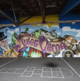 Projet Ecole Jules Verne